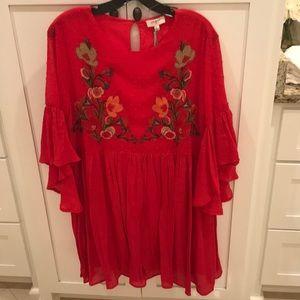 Umgee Boho Bliss tunic/dress